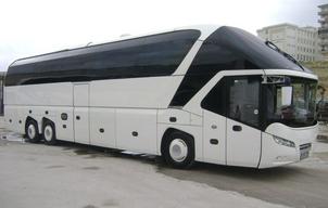 одноэтажный автобус в Болгарию Neoplan